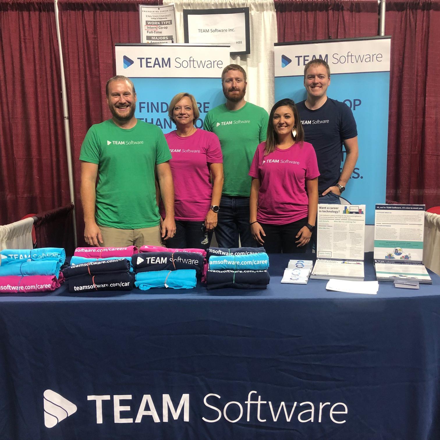TEAM Software Job Recruiting